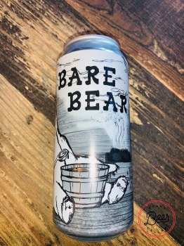 Bare Bear - 16oz Can