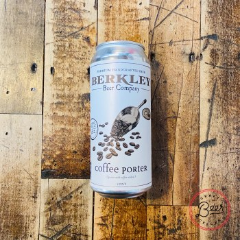 Berkley Coffee Porter - 16oz