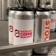 Hazelnut Coffee Milk Stout