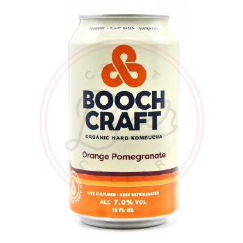Orange Pomegranate - 12oz Can