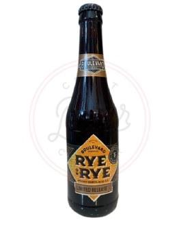 Rye On Rye - 12oz