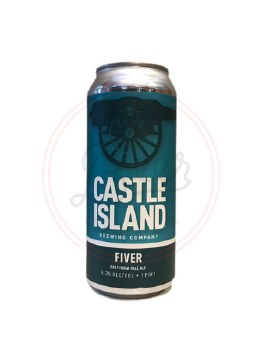 Fiver - 16oz Can