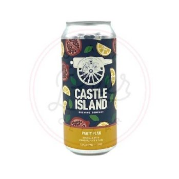 Party Plan - 16oz Can