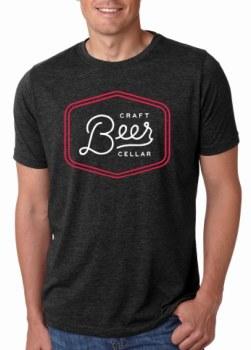 Cbc Logo Tshirt Sm Black