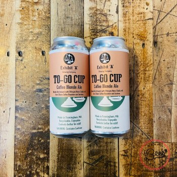 To-go Cup - 16oz Can