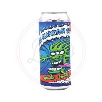 Electric Plankton - 16oz Can