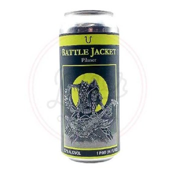 Battle Jacket - 16oz Can