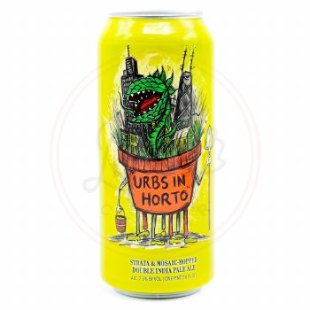 Urbs In Horto - 16oz Can