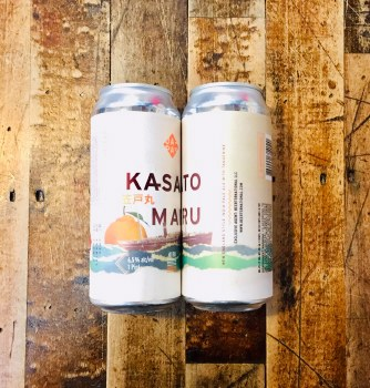 Kasato Maru - 16oz Can