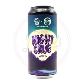 Night Crue - 16oz Can