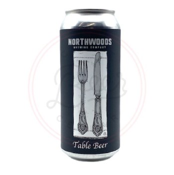 Table Beer - 16oz Can