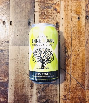 Dry Cider - 12oz Can