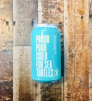 Cider For The Sea Turtles - 12