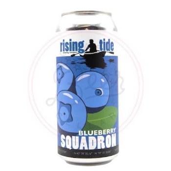Blueberry Squadron - 16oz Can