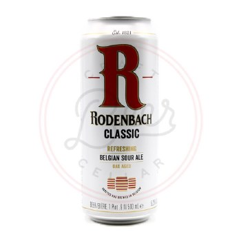 Rodenbach Classic - 500ml Can