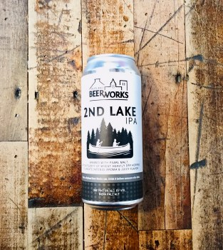 2nd Lake Ipa - 16oz Can