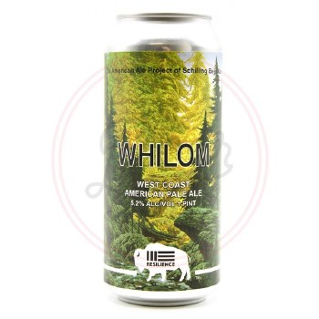 Resilience: Whilom - 16oz Can