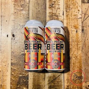 Back Pocket Beer - 16oz Can