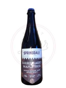 Maple Ba Brigadeiro - 500ml