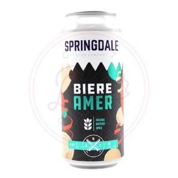 Bier Amer - 16oz Can
