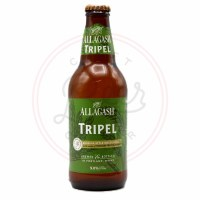 Allagash Tripel - 12oz
