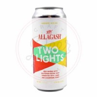 Two Lights - 16oz Can