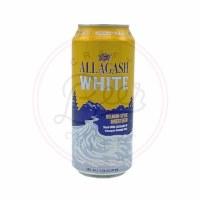 Allagash White - 16oz Can