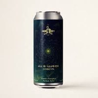 All Is Illusion - 16oz Can