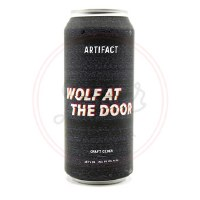 Wolf At The Door - 16oz Can