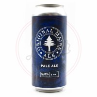 Original Maine Ale - 16oz Can