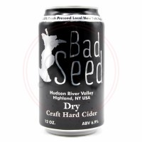 Bad Seed Dry - 12oz Can