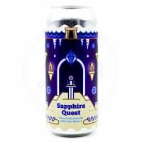 Sapphire Quest - 16oz Can