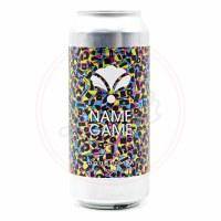 Name Game - 16oz Can
