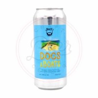 Dogs & Boats - 16oz Can