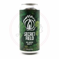 Secret Field - 16oz Can