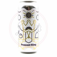 Peasant King - 16oz Can
