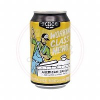 Working Class Hero - 12oz Can