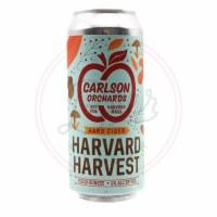 Harvard Harvest - 16oz Can