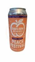 Peach Festival - 16oz Can
