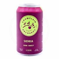 Sidria - 12oz Can