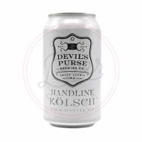 Handline Kolsch - 12oz Can