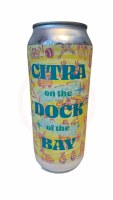 Citra On The Dock Of The Bay