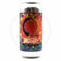Fractal Mosaic - 16oz Can