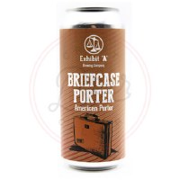 Briefcase Porter - 16oz Can