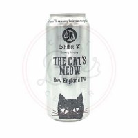 The Cat's Meow - 16oz Can