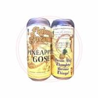 Pineapple Gose - 16oz Can