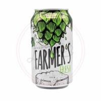 Farmer's Fresh - 12oz Can