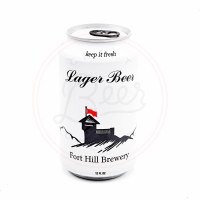 Lager Beer - 12oz Can
