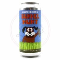 Dunkel Hunt - 16oz Can