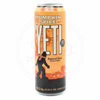 Pumpkin Spice Yeti - 19.2oz